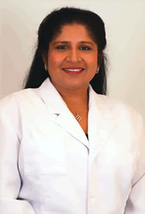 Dr. Jyoti R. Shah of The Smile Center dentistry in Indy